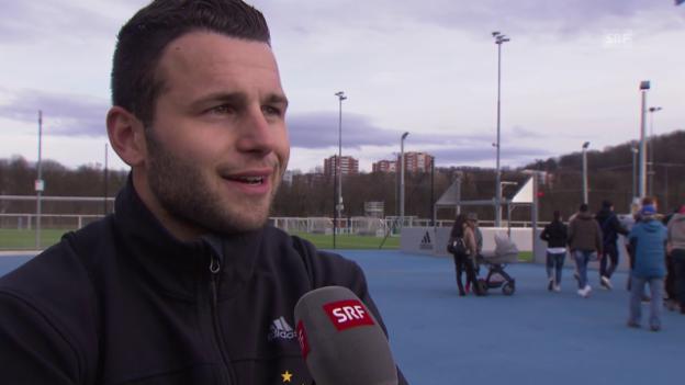 Video «Steffen: «Mir geht es sehr gut in Basel»» abspielen