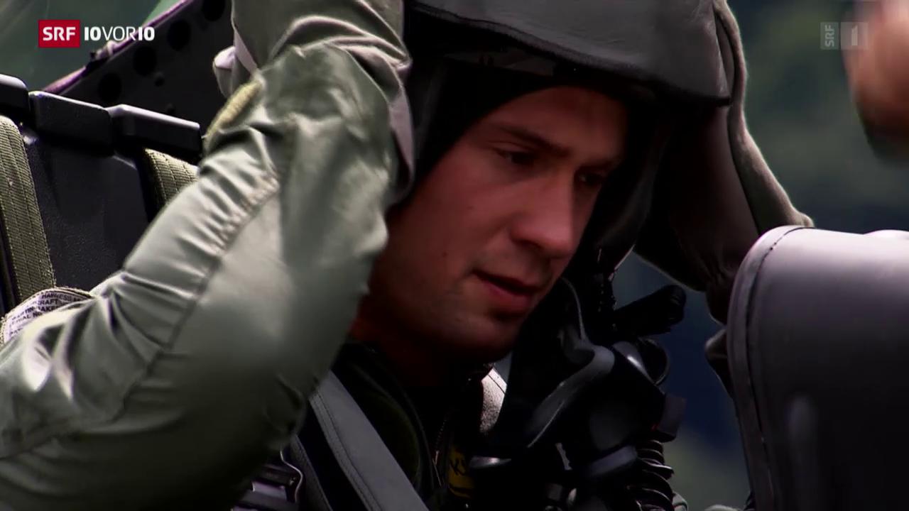 Armee stoppt Passagierflüge in Kampfjets