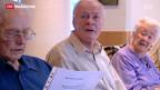 Video «Weihnachten im Altersheim» abspielen