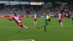 Video «St. Gallen mit 3. Sieg in Folge» abspielen