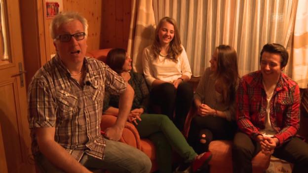 Video «Die McKays stellen sich vor» abspielen