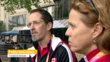 Video «Der kanadische Teamarzt gibt Auskunft» abspielen