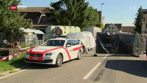 Video «Schweiz aktuell vom 07.08.2017» abspielen