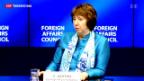 Video «EU-Waffen für syrische Rebellen ab Juni möglich» abspielen