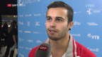 Video «Bräggers grosse Vorfreude auf den WM-Mehrkampffinal» abspielen