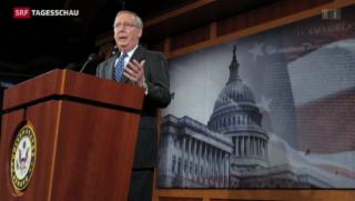 Video «Wer ist Senator Mitch McConnell?» abspielen