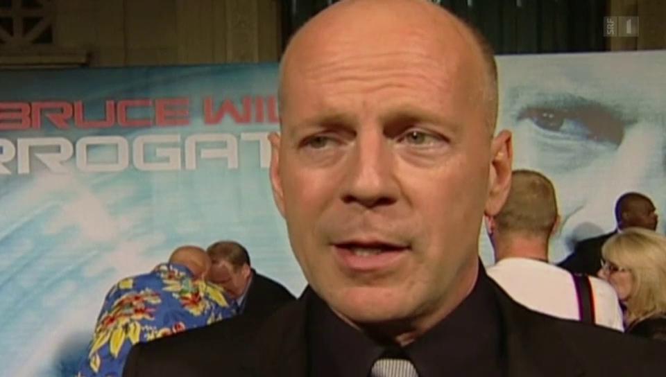 Bruce Willis wird 60