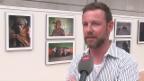 Video «Vernissage: Nik Hartmann fotografiert in Afrika» abspielen