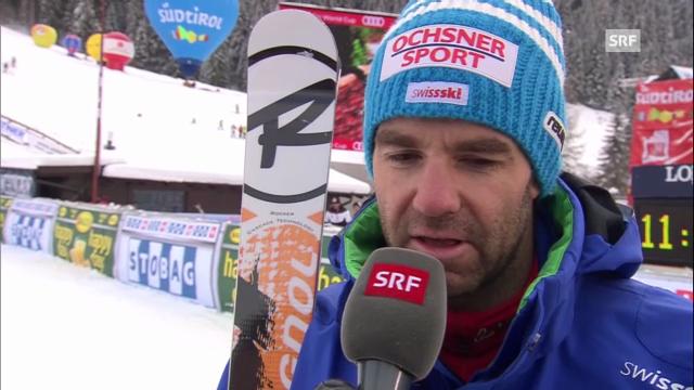 Interview mit Didier Défago