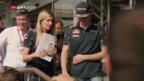 Video «F1-Junior Verstappen sorgt für rote Köpfe» abspielen