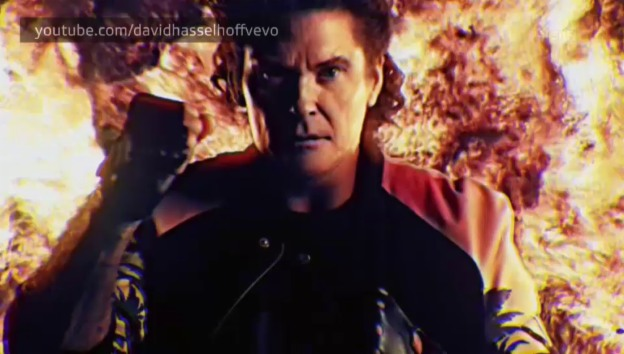 Video «David Hasselhoff «True Survivor»» abspielen