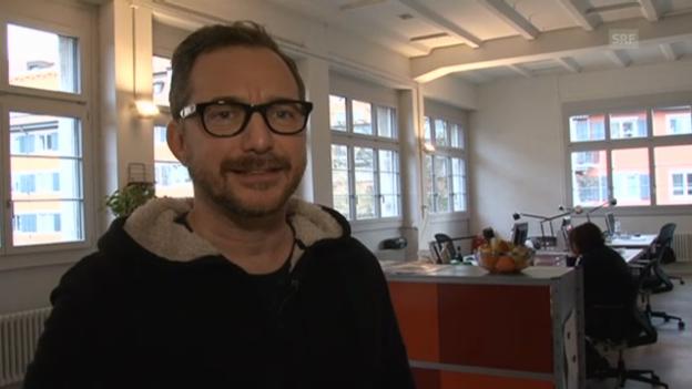 Video «Patrick Rohr zu Oprah Winfrey» abspielen