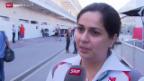 Video «Formel 1: Probleme der kleinen Teams» abspielen