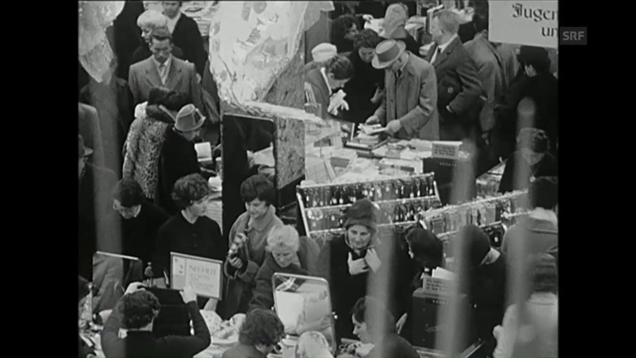 Weihnachtsrummel (Freitagsmagazin, 23.12.1960)