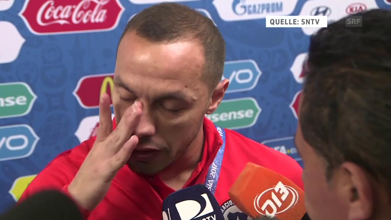 Diaz: «Leide wie vor 14 Jahren» (span.)
