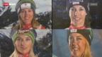 Video «Ski-WM: Die Schweizerinnen vor dem Super G» abspielen