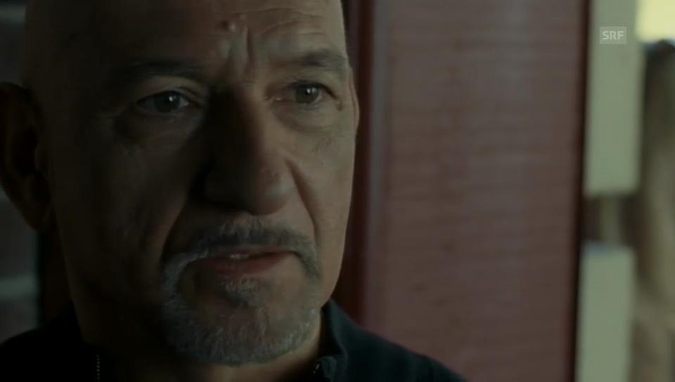 Ben Kingsley in «Elegy» als Kulturkritiker David Kepesh