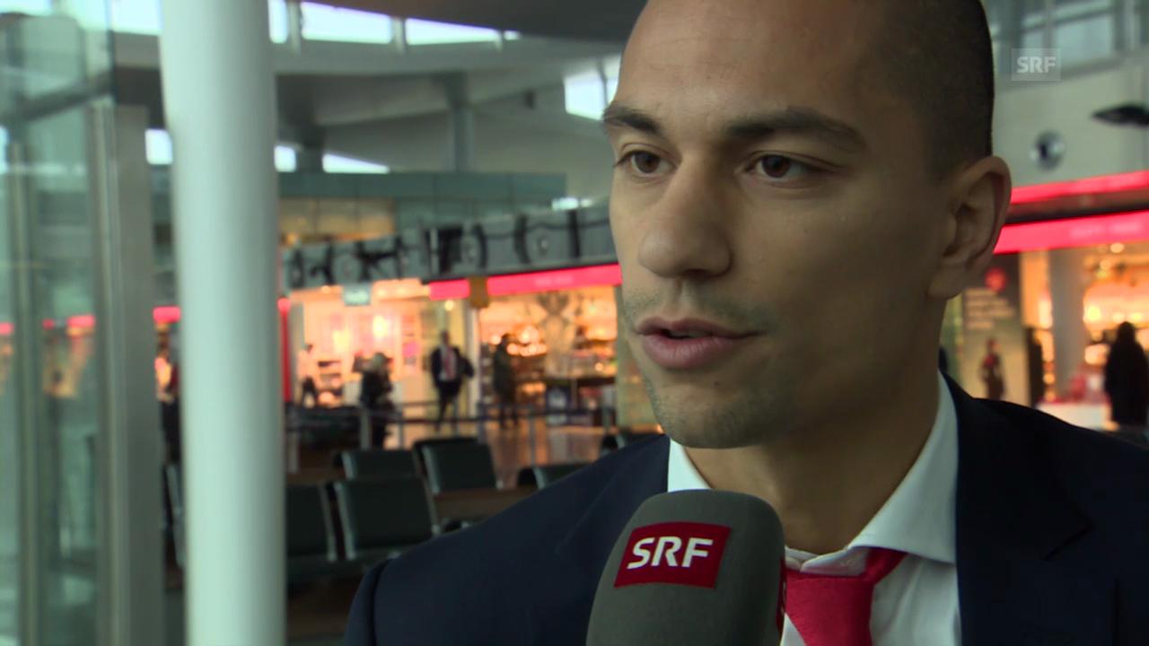 Fussball: Interview mit Gökhan Inler