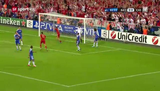Bayern München - Chelsea: Highlights der 120 Minuten («sportlive»)
