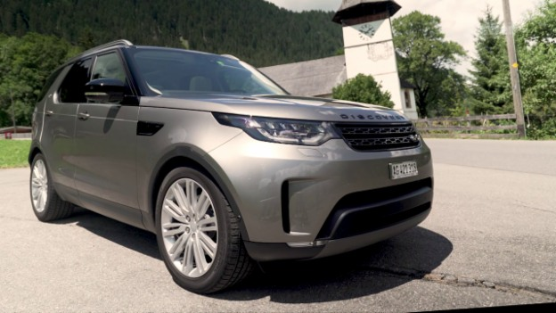 Video «Die Legende Land Rover und was daraus geworden ist» abspielen