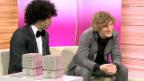 Video «Noah Veraguth und Gabriel Spahni im Studio» abspielen