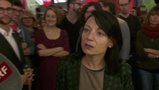 Video «Reaktionen der Gewinner bei der Familieninitiative» abspielen