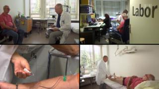 Video «Polyneuropathie, Teamwork im OP, Freipass für Kunstfehler?» abspielen