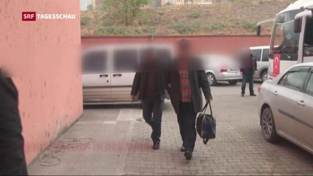Video «Razzien in der Türkei» abspielen