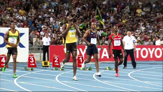 Leichtathletik-WM: Usain Bolt und die abwesenden Sprint-Stars