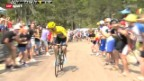 Video «Tour de France: 15. Etappe» abspielen