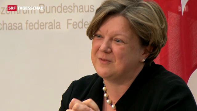 Isabelle Chassot neue Leiterin des Bundesamtes für Kultur