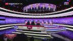 Video «Sieben Linke steigen ins französische Rennen» abspielen