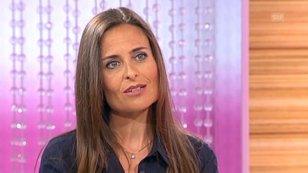 Video «Sandra Studer über die Talentförderung ihrer Kinder» abspielen