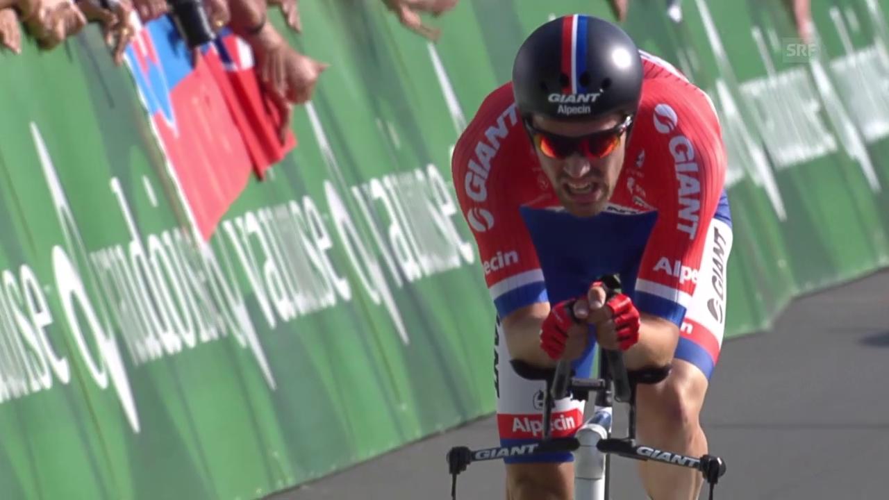Rad: Tour de Suisse 2015, Prolog-Zeitfahren, Tom Dumoulin