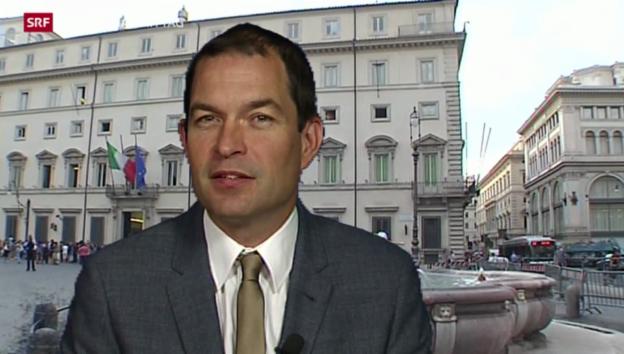 Video ««Es ist ein richtiger Machtpoker», SRF-Korrespondent Philipp Zahn» abspielen