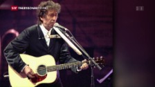 Video «Bob Dylan feiert 75. Geburtstag» abspielen