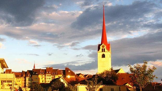 Glockengeläut der Kirche St. Nikolaus, Bremgarten