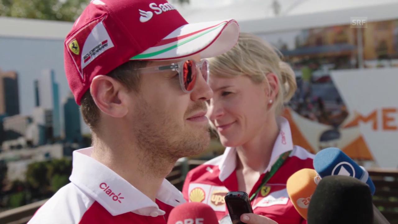 Vettel über seine Margherita