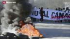 Video «Proteste gegen den Nicaragua-Kanal» abspielen