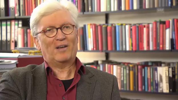 Video «Wolfgang Kraushaar: «Das ein Anschlag auf Zivilpersonen.»» abspielen