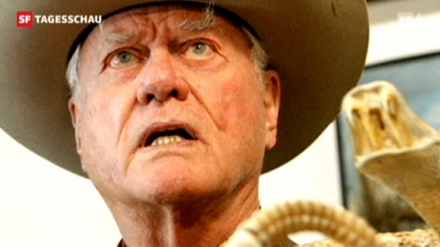 Video «TV-Bösewicht Larry Hagman 81jährig gestorben» abspielen