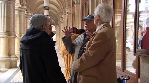 Wiener Unikate: Stehen und Buhen in der Oper