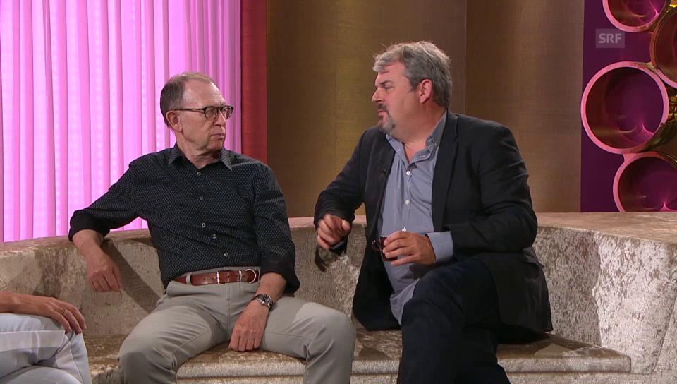 Viktor Giacobbo und Mike Müller über ihr Kaffee-Ritual