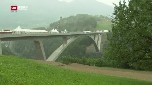 Video «Schweiz aktuell vom 09.06.2017» abspielen
