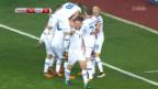 Video «Island mit grossem Auswärtssieg» abspielen