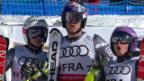 Video «So fährt Frankreich im Team-Event zu Gold» abspielen
