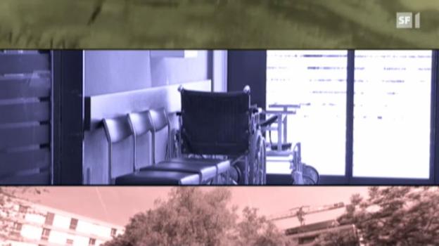 Video «Streit um Fallpauschalen» abspielen