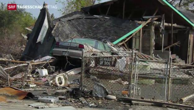 Video «10 Jahre «Katrina»» abspielen