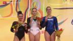 Video «Turnen: EM 2015, Gerätefinals Frauen» abspielen
