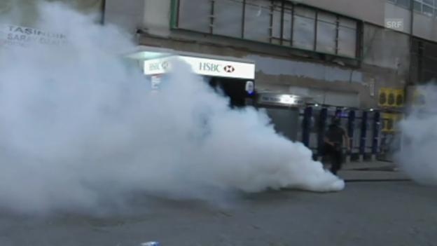Video «Demo in Istanbul (unkomm.)» abspielen